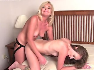 Ms Paris Will Use Her Strap-On On Anybody